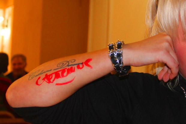 Как сделать себе татуировку навсегда